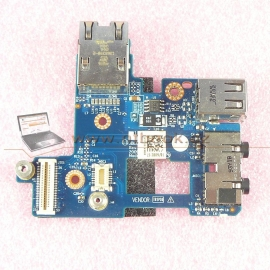 Audio USB LAN board LS-3809P Dell Latitude E6400
