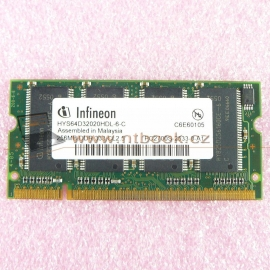 modul 256MB DDR1 Infineon 333MHz