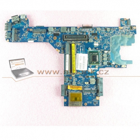 motherboard PAL70 09RX0H Dell Latitude E6320