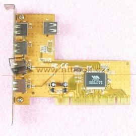 Port card 5x USB 2.0