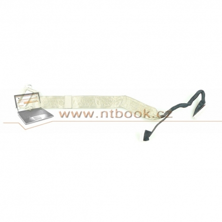 CCFL LVDS kabel 50.4V812.103 HP Elitebook 8530