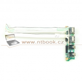 Audio USB board 6050A21636101 HP 8510