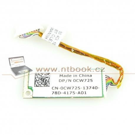 BT modul 2.0 0CW725 Dell