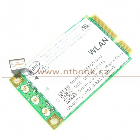 WiFi Intel Wireless WiFi Link 4965AGN 0UT121 Dell
