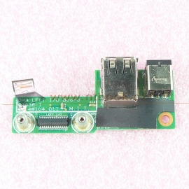 DH3 Left I/O Board 07538-2 Dell XPS M1530