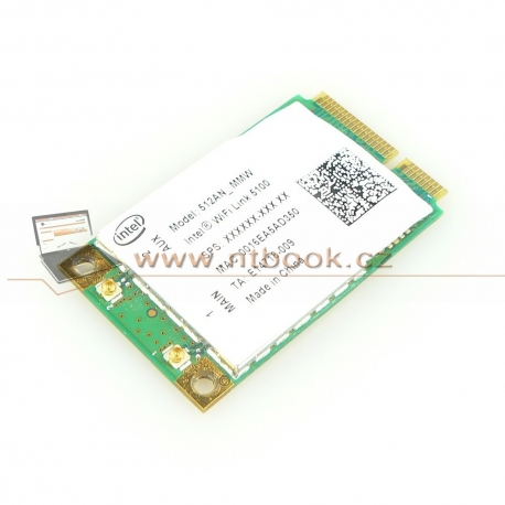 WiFi Intel WiFi Link 5100 a/b/g/draft-n